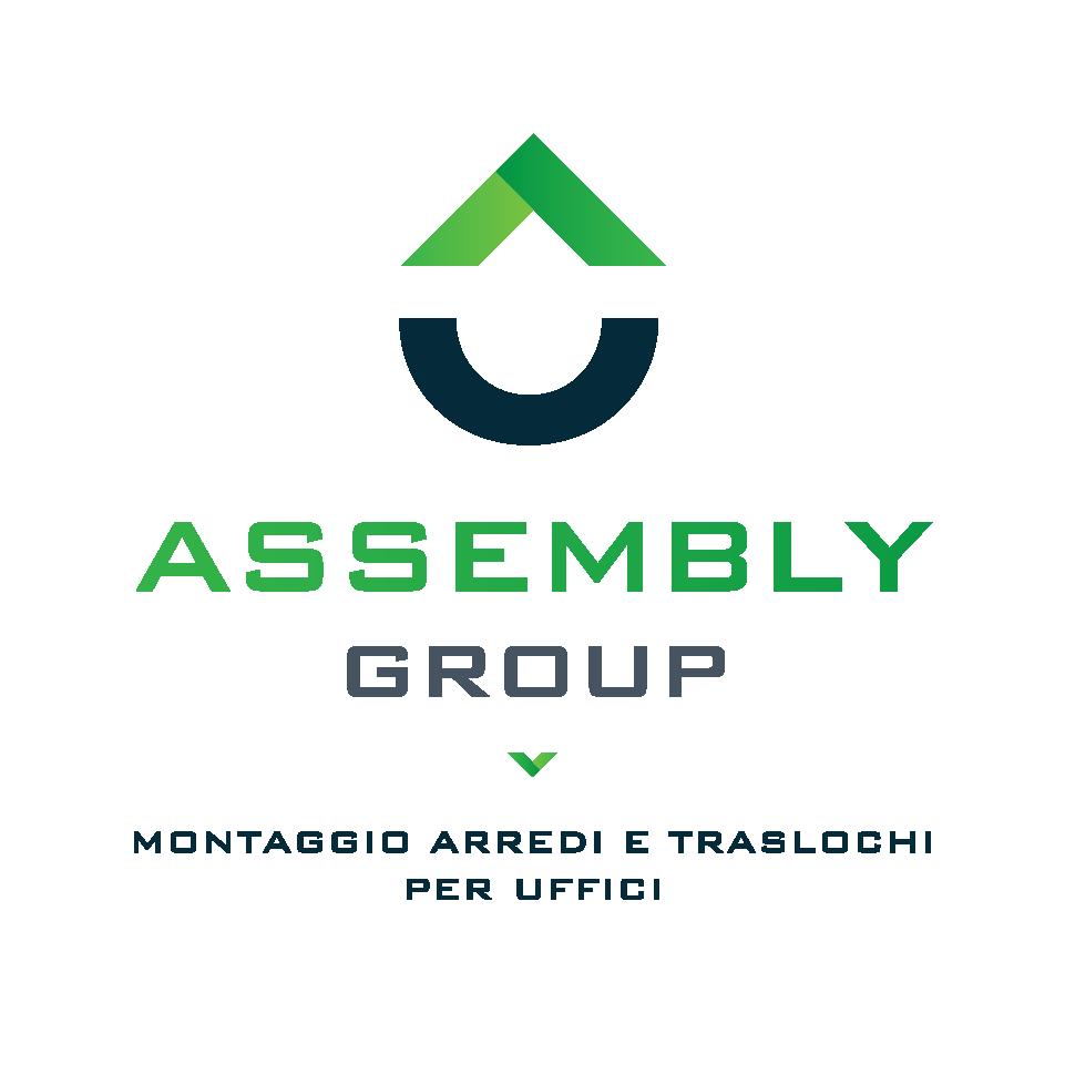 logo assembly group montaggio arredi e traslochi per uffici