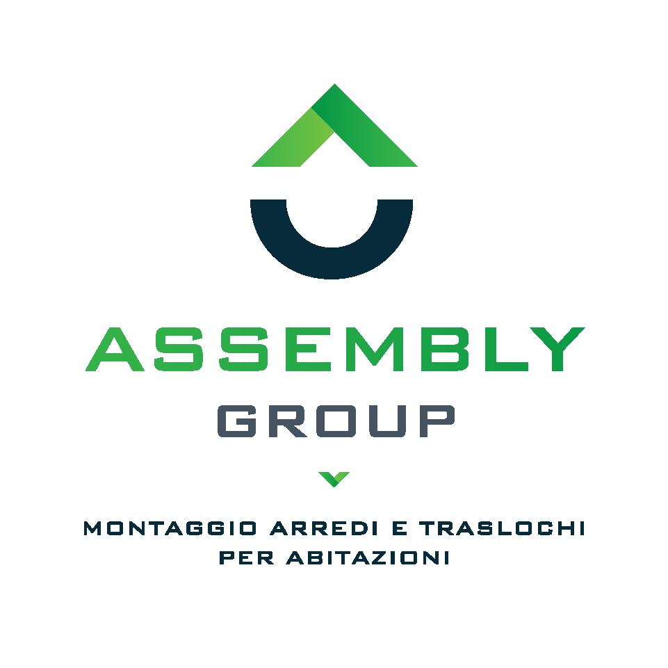 logo assembly group montaggio arredi e traslochi per abitazioni