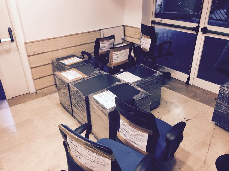 quanto costa traslocare un ufficio